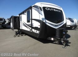 New 2019 Keystone Outback 328RL Rear Living/4 Pt Auto Leveling/ Three Slide available in Turlock, California