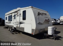Used 2006 Keystone Raptor 2617 Onan Generator/ Rear Bunks / Fuel Station/ Tr available in Turlock, California