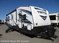 New 2019 Dutchmen Voltage Triton 3311 Kitchen Slideout/ 5.5 Onan Generator/ Ramp Pa available in Turlock, California