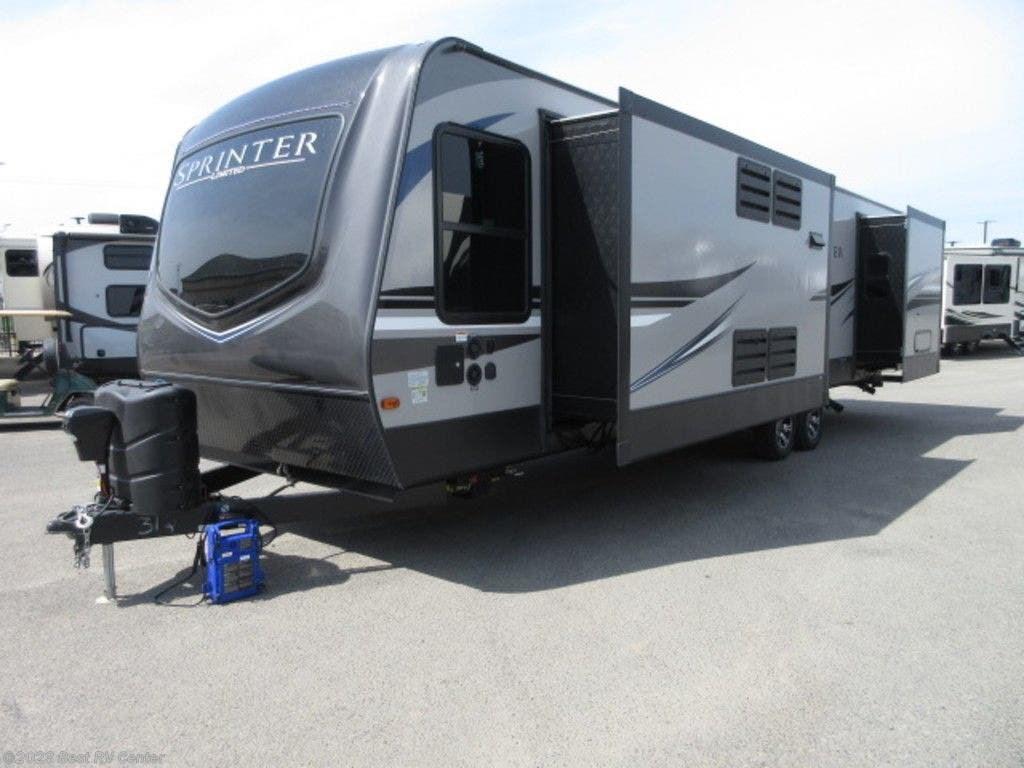Travel Trailer - 2020 Keystone Sprinter Limited 330KBS ...