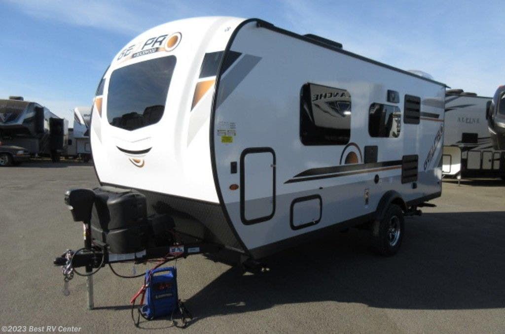 Travel Trailer - 2020 Forest River Rockwood Geo Pro G19FD ...