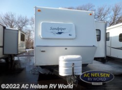 Used 2002  Forest River Sandpiper 27FKSS by Forest River from AC Nelsen RV World in Shakopee, MN