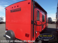 Used 2014  Winnebago Minnie 1801 FB by Winnebago from AC Nelsen RV World in Shakopee, MN