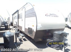 New 2018  Forest River Cherokee Grey Wolf 26RL by Forest River from AC Nelsen RV World in Shakopee, MN