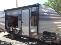 New 2018  Forest River Cherokee Wolf Pup 16FQ by Forest River from AC Nelsen RV World in Shakopee, MN