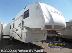 Used 2008  Keystone Cougar 318SAB by Keystone from AC Nelsen RV World in Shakopee, MN