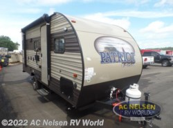 New 2018  Forest River Cherokee Wolf Pup 16BHS by Forest River from AC Nelsen RV World in Shakopee, MN