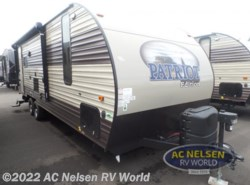 New 2018  Forest River Cherokee Grey Wolf 23MK by Forest River from AC Nelsen RV World in Shakopee, MN