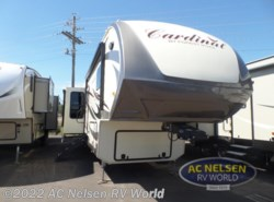 New 2018  Forest River Cardinal 3350RL by Forest River from AC Nelsen RV World in Shakopee, MN