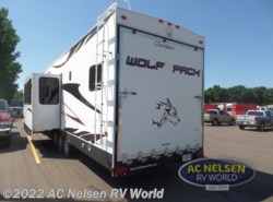 Used 2009  Forest River Cherokee Wolf Pack Sport 396WP by Forest River from AC Nelsen RV World in Shakopee, MN