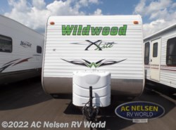 Used 2012  Forest River Wildwood X-Lite 28BH by Forest River from AC Nelsen RV World in Shakopee, MN