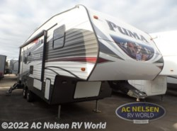 Used 2015  Palomino Puma 253-FBS by Palomino from AC Nelsen RV World in Shakopee, MN