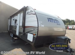 Used 2015  Forest River Cherokee Grey Wolf 26DBH by Forest River from AC Nelsen RV World in Shakopee, MN