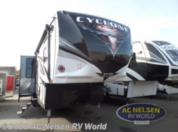 New 2018  Heartland RV Cyclone 4005 by Heartland RV from AC Nelsen RV World in Shakopee, MN