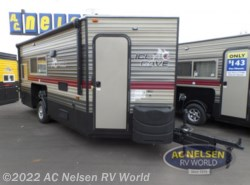 New 2018  Forest River Cherokee Grey Wolf 16GR by Forest River from AC Nelsen RV World in Shakopee, MN