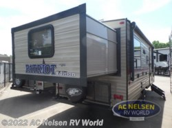 New 2019  Forest River Cherokee Grey Wolf 19SM by Forest River from AC Nelsen RV World in Shakopee, MN