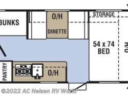 New 2019  Coachmen Clipper Cadet 17CBH by Coachmen from AC Nelsen RV World in Shakopee, MN