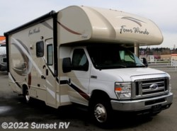 New 2017  Thor Motor Coach Four Winds 24F by Thor Motor Coach from Sunset RV in Fife, WA