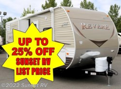 New 2017  Shasta Revere 25BH by Shasta from Sunset RV in Bonney Lake, WA