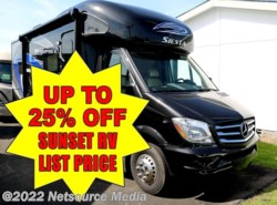 New 2017  Thor Motor Coach Siesta Sprinter 24SR by Thor Motor Coach from Sunset RV in Fife, WA