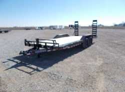 2021 Load Trail 102X20' Equipment Trailer Drive Over Fenders 14K