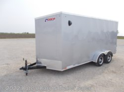 2021 Pace American 7X16 Enclosed Cargo Trailer 12'' Add Height