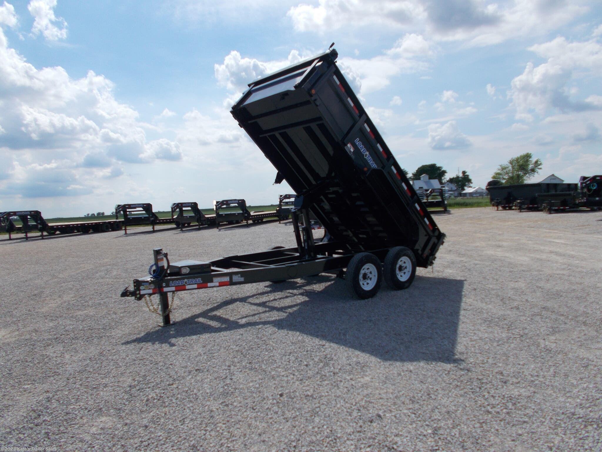 2021 Load Trail 83X14' Dump Trailer 14K LB GVWR - Stock #7073