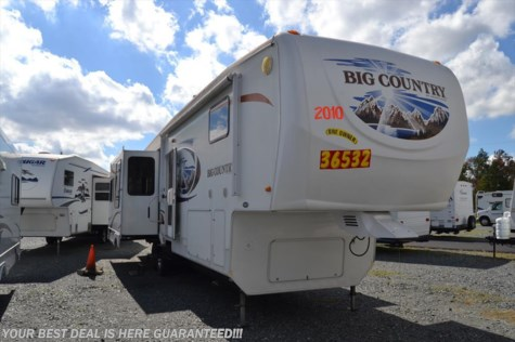 2010 Heartland RV Big Country 3500RL