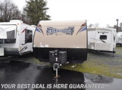 Used 2016  Forest River Wildwood X-Lite 201BHXL by Forest River from Delmarva RV Center in Seaford in Seaford, DE