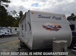 Used 2013  SunnyBrook Sunset Creek Sport 298 BH by SunnyBrook from Delmarva RV Center in Seaford in Seaford, DE