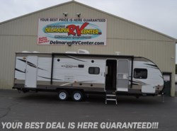 New 2018  Forest River Wildwood X-Lite 263BHXL by Forest River from Delmarva RV Center in Seaford in Seaford, DE