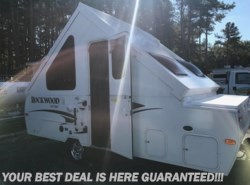 Used 2013  Forest River Rockwood Hard Side A194 by Forest River from Delmarva RV Center in Seaford in Seaford, DE