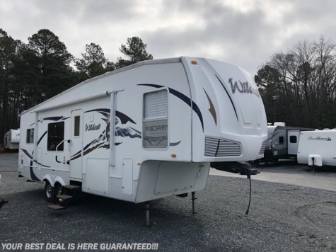 2009 Forest River Wildcat 28RKBS