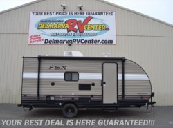 New 2018  Forest River Wildwood X-Lite FSX 197BH by Forest River from Delmarva RV Center in Seaford in Seaford, DE