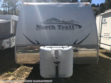 2009 Heartland  North Trail  28FKS