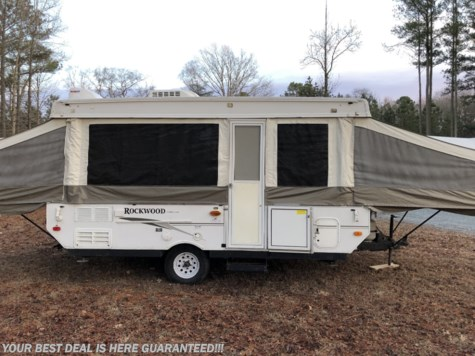 2009 Forest River Rockwood HW256