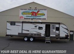 New 2018  Forest River Wildwood 30KQBSS by Forest River from Delmarva RV Center in Seaford in Seaford, DE