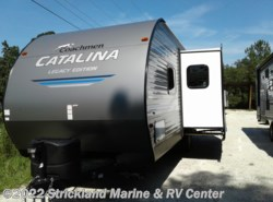 New 2019 Coachmen Catalina 243RBS available in Seneca, South Carolina