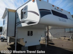 Used 2008  Northwood Arctic Fox Camper 811 by Northwood from Western Travel Sales in Lynden, WA