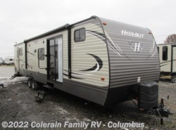 New 2017  Keystone Hideout 38BHDS by Keystone from Colerain RV of Columbus in Delaware, OH