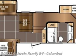 New 2017  Prime Time Sanibel 3751 by Prime Time from Colerain RV of Columbus in Delaware, OH