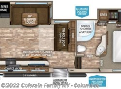 New 2018  Grand Design Reflection 28BH by Grand Design from Colerain RV of Columbus in Delaware, OH