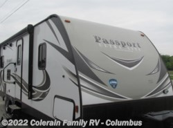 New 2019  Keystone Passport 2520RL by Keystone from Colerain RV of Columbus in Delaware, OH
