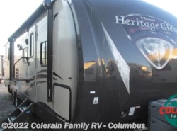 Used 2014 Forest River Wildwood Heritage Glen available in Delaware, Ohio
