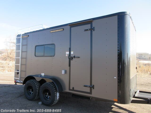 2021 Cargo Craft 7x16 - Stock #15786