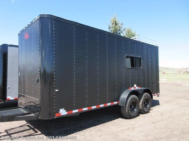 2021 Cargo Craft 7x18 - Stock #15817