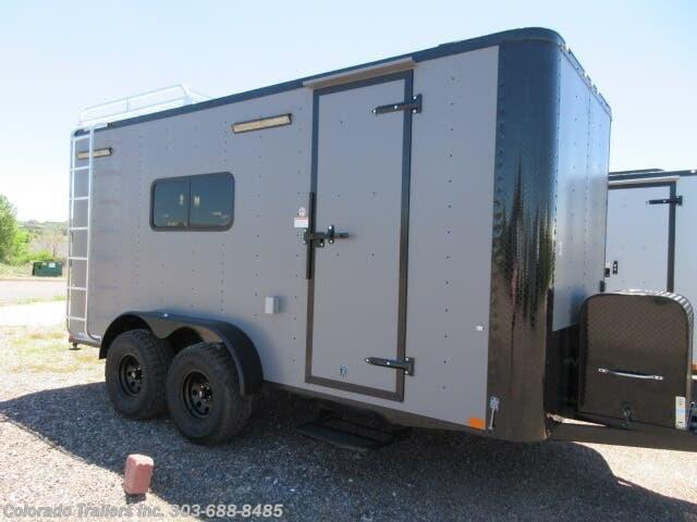 2021 Cargo Craft 7x16 - Stock #15836