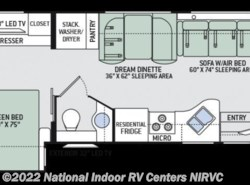 New 2018  Thor Motor Coach Palazzo 36.1 by Thor Motor Coach from National Indoor RV Centers in Lawrenceville, GA