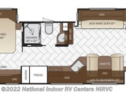 New 2018  Newmar New Aire 3343 by Newmar from National Indoor RV Centers in Lawrenceville, GA