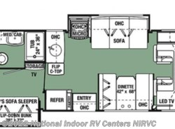 New 2018  Forest River Forester 3251DSLEF by Forest River from National Indoor RV Centers in Lawrenceville, GA